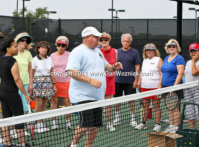 USTPA Tennis Across America-Head Demo Day