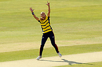 Tash Farrant - captain of South East Stars appeals for the wicket of Cordelia Griffiths during Sunrisers vs South East Stars, Rachael Heyhoe Flint Trophy Cricket at The Cloudfm County Ground on 13th September 2020