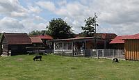 Gelände des Haustierpark Werdum - Werdum 24.07.2020: Haustierpark Werdum
