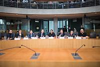2020/03/04 Bundestag | Sport | Anhörung | Rechtsextremismus im Fussball