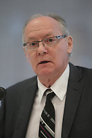 2013 File Photo - Max Roy, President, FQPPU