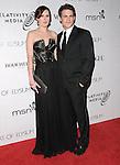 "Rumer Willis & Micah Alberti at Art of Elysium 3rd Annual Black Tie charity gala '""Heaven"" held at 990 Wilshire Blvd in Beverly Hills, California on January 16,2010                                                                   Copyright 2009 DVS / RockinExposures"