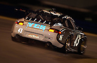 .The #43-Orbit Porsche GT 3R...