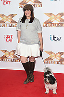"""LONDON, UK. October 09, 2019: Ricki Lake at the photocall for """"The X Factor: Celebrity"""", London.<br /> Picture: Steve Vas/Featureflash"""
