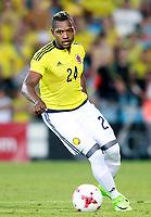 Colombia's Jose Heriberto Izquierdo during international friendly match. June 13,2017.(ALTERPHOTOS/Acero) (NortePhoto.com) (NortePhoto.com)