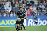Andrew Bishop.RaboDirect Pro12 Play Off Semi Final.Ospreys v Munster.Liberty Stadium.11.05.12.©Steve Pope