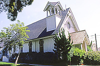 St. Mark's Episcopal Church, 2020 Chapala, Santa Barbara CA. 1875.