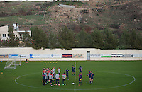 USMNT Arrives in Cyprus and Training, Tuesday, March 4, 2014