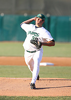 Jeff Manship of the Beloit Snappers during the Midwest League All-Star game.  Photo by:  Mike Janes/Four Seam Images