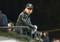20171020 - LEUVEN , BELGIUM : Mathias Deveugele pictured during the female soccer game between the Belgian Red Flames and Romania , the second game in the qualificaton for the World Championship qualification round in group 6 for France 2019, Friday 20 th October 2017 at OHL Stadion Den Dreef in Leuven , Belgium. PHOTO SPORTPIX.BE | DAVID CATRY
