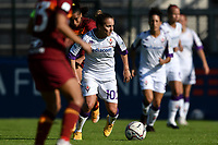 Tatiana Bonetti of ACF Fiorentina in action during the women Serie A football match between AS Roma and ACF Fiorentina at Tre Fontane Stadium in Roma (Italy), November 7th, 2020. Photo Andrea Staccioli / Insidefoto