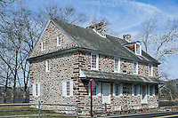 McConkey's Ferry Inn,.Washington Crossing Park, PA, Pennsylvania, USA