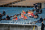 Kerry Substitutes during the Allianz Football League Division 1 South between Kerry and Dublin at Semple Stadium, Thurles on Sunday.