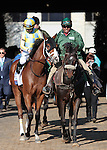 April 04, 2015:   Danzig Moon and jockey Julien Leparoux in the 91st running of the Toyota Blue Grass Stakes Grade 1 $1,000,000 for owner John Oxley and trainer Mark Casse.   Candice Chavez/ESW/CSM