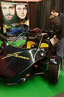Montreal's AUTO SHOW 2007 feature many electric cars such as the Silence<br /> <br /> <br /> photo :  Images Distribution