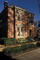 Georgia, Columbus, GA, Heritage Corner at Historic Columbus Foundation in Columbus.