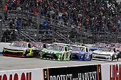 NASCAR XFINITY Series<br /> Use Your Melon Drive Sober 200<br /> Dover International Speedway, Dover, DE USA<br /> Saturday 30 September 2017<br /> William Byron, AXALTA / Central Aluminum Chevrolet Camaro and Daniel Suarez, Interstate Batteries Toyota Camry<br /> World Copyright: Rusty Jarrett<br /> LAT Images
