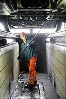 SBB Cargo, Chiasso SBB Cargo, Swiss Railways Maintenance Facility in Chiasso, Switzerland