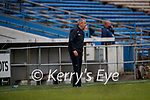 Kerry Manager Peter Keane during the Allianz Football League Division 1 South between Kerry and Dublin at Semple Stadium, Thurles on Sunday.