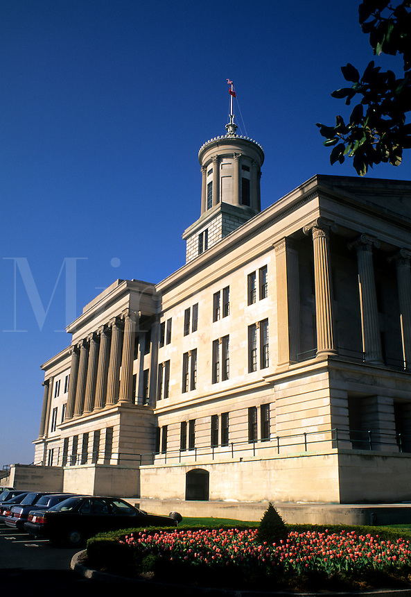 Capital Building in Nashville, Tennessee