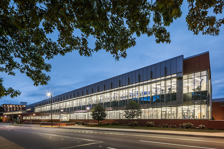 Penn State University Intramural Building   Moody Nolan
