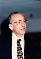 Montreal (Qc) CANADA - Oct 1997 File photo  - Charles Ayoub, Oncologist who treated Quebec Premier Bourasse for skin cancer.