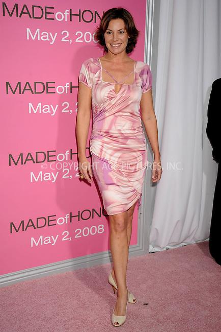 WWW.ACEPIXS.COM . . . . .....April 28, 2008. New York City.....TV personality Countess Luann de Lesseps arrives at the 'Made of Honor' premiere at the Zeigfeld Theater...  ....Please byline: Kristin Callahan - ACEPIXS.COM..... *** ***..Ace Pictures, Inc:  ..Philip Vaughan (646) 769 0430..e-mail: info@acepixs.com..web: http://www.acepixs.com