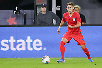 WASHINGTON, D.C. - OCTOBER 11: Tyler Boyd #21 of the United States looks for a teammate to pass to during their Nations League game versus Cuba at Audi Field, on October 11, 2019 in Washington D.C.