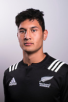Waimana Reidlinger-Kapa. The 2016 New Zealand Schools rugby union team headshots at King's College, Auckland, New Zealand on Friday, 30 September 2016. Photo: Dave Lintott / lintottphoto.co.nz