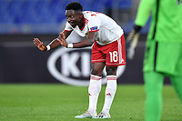 Bradley Mazikou of PFS CSKA-Sofia reacts during the Europa League Group Stage A football match between AS Roma and CSKA Sofia at stadio olimpico in Roma (Italy), October, 29th, 2020. Photo Andrea Staccioli / Insidefoto