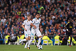 Carlos Henrique Casemiro of Real Madrid in action during the UEFA Champions League 2017-18 match between Real Madrid and Tottenham Hotspur FC at Estadio Santiago Bernabeu on 17 October 2017 in Madrid, Spain. Photo by Diego Gonzalez / Power Sport Images