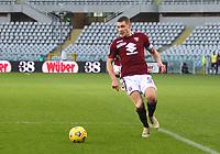 Torino 08-11-2020<br /> Stadio Grande Torino<br /> Campionato Serie A Tim 2020/21<br /> Torino - Crotone <br /> nella foto: Belotti Andrea                         <br /> foto Antonio Saia -Kines Milano