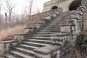 Stairway of stone