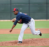 Anderson Polanco - Cleveland Indians 2019 spring training (Bill Mitchell)