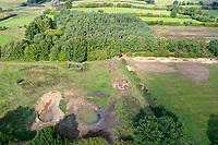 Biotopmaßnahmen, Biotop-Maßnahmen, Naturschutzmaßnahmen, Naturschutz-Maßnahmen, Lämmerhof Panten im Bereich. Anlage von Teichen, Tümpeln, Knicks, Sandflächen, Steinhaufen, Überschwemmungsflächen, Steilabbruch