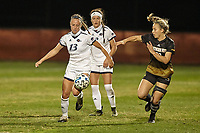 SAN ANTONIO, TX - MARCH 12, 2021: The University of Texas at San Antonio Roadrunners fall to the University of Southern Mississippi Golden Eagles 3-1 at the Park West Athletics Complex (Photo by Jeff Huehn).