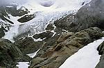 Glacier Blanc, Oisans, France, 2007