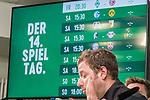 06.12.2018, Weserstadion, Bremen, GER, 1.FBL, PK SV Werder Bremen<br /> <br /> im Bild <br /> <br /> Florian Kohfeldt (Trainer SV Werder Bremen) <br /> bei PK / Pressekonferenz vor dem Heimspiel gegen Fortuna Duesseldorf, <br /> <br /> Foto © nordphoto / Ewert