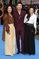 """arriving for the """"Shang-Chi And The Legend Of The Ten Rings"""" premiere at Curzon Mayfair, London<br /> <br /> ©Ash Knotek  D3570  26/08/2021"""