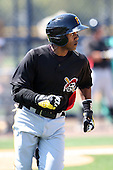 March 31, 2010:  Greg Picart (69) of the Pittsburgh Pirates organization during Spring Training at the Yankees Training Complex in Tampa, FL.  Photo By Mike Janes/Four Seam Images