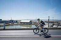 Stage 10 from île d'Oléron (Le Château-d'Oléron) to Île de Ré (Saint-Martin-de-Ré)(169km)<br /> <br /> 107th Tour de France 2020 (2.UWT)<br /> (the 'postponed edition' held in september)<br /> <br /> ©kramon
