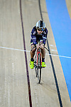 Cyril Cheng of team X SPEED during the Indiviual Pursuit Youth Qualifying (3KM) Track Cycling Race 2016-17 Series 3 at the Hong Kong Velodrome on February 4, 2017 in Hong Kong, China. Photo by Marcio Rodrigo Machado / Power Sport Images