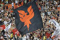 Washington D.C. - February 7, 2015: D.C. United 2014 season player's recap, at RFK Stadium.