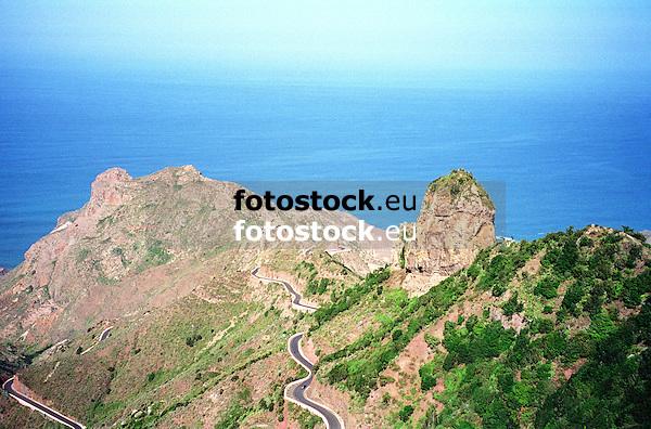 northern coast of Tenerife<br /> <br /> costa norte de Tenerife<br /> <br /> Nordküste von Teneriffa<br /> <br /> Origignal: 35 mm