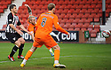 JOHNNY RUSSELL SCORES DUNDEE UTD'S THIRD