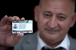 2 June 2013,  Jalalabad, Afghanistan.   Abdul Mohammad Saber, Chacellor of Nangarhar University in Jalalabad shows off his identity card which is the first stage in a roll out that will see every student given a card produced on site. Many of the facilities and equipment at the University are being provided under the World Bank funded Strengthening Higher Education Program ( SHEP). The objective of the program is to restore basic operational performance at a group of core universities in Afghanistan. It aims to act as a catalyst to attract resources at Afghan tertiary education in the long term.  SHEP is the first major education investment in Afghanistan by the World Bank. In 2008 it received $US 5 million from ARTF to expand infrastructure and equipment to Universities in Kabul, Nangarhar , Balkh and Kandahar.  Picture by Graham Crouch/World Bank