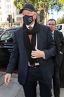 SEP 24 Boris Becker arrives at Westminster Magistrates Court, London, UK
