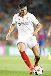 Sevilla FC's Diego Gonzalez during Supercup of Spain 2nd match.August 17,2016. (ALTERPHOTOS/Acero)