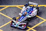 Robin Frijns of Andretti Formula E during the first stop of the FIA Formula E Championship HKT Hong Kong ePrix at the Central Harbourfront Circuit on 9 October 2016, in Hong Kong, China. Photo by Marcio Rodrigo Machado / Power Sport Images