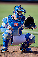 Tre Todd (11) of the Ogden Raptors before the game against the Orem Owlz at Lindquist Field on June 22, 2019 in Ogden, Utah. The Owlz defeated the Raptors 7-4. (Stephen Smith/Four Seam Images)